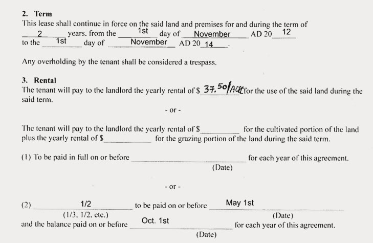 Faqs About Being A Landlord Land Lease Templates Freedom 35