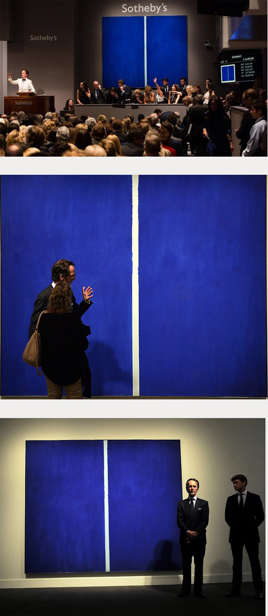 14-01-bluepainting, expensive painting