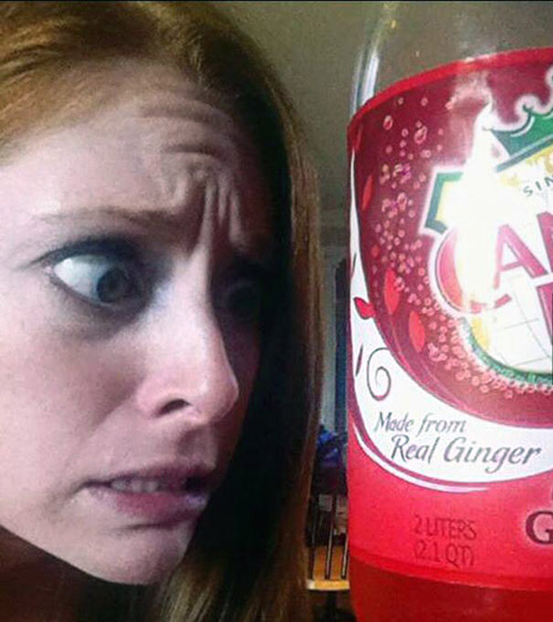 ginger ale useless superpowers