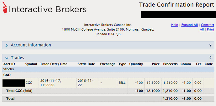 16-11-sell-canopy-growth-corp-100-shares
