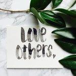 Poem: Love Your Fellow Man