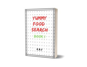 Yummy Food Search Book I