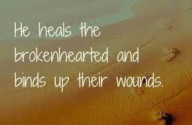 heals broken hearts
