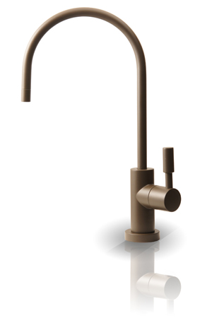 apec drinking water faucet with non air gap for reverse osmosis filter system in matte bronze faucet cd orb