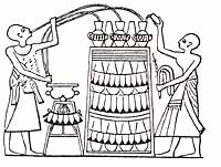 Image result for ancient egyptian water filter