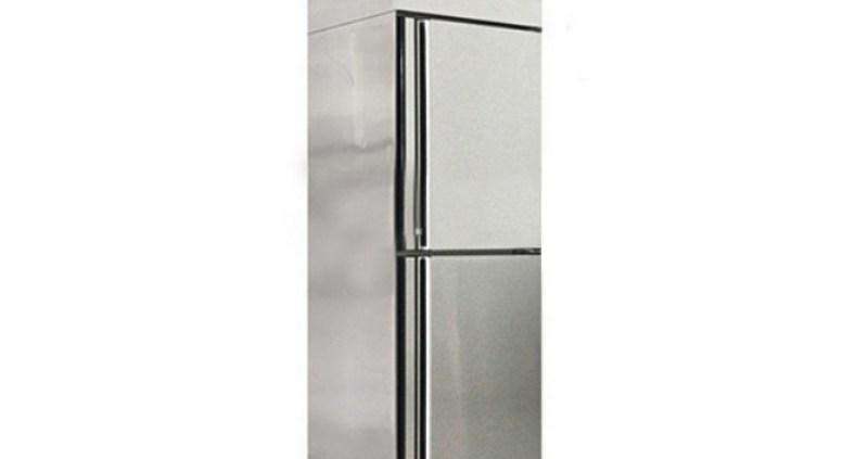 Freeezy Kühlschrank mit zwei Türen, Tiefkühlschrank mit zwei Türen