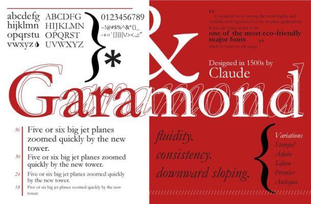 Adobe Garamond Font Free