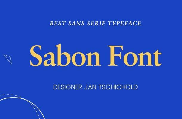 Sabon Font