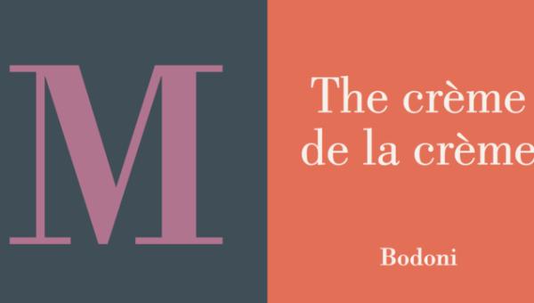 Bodoni Font Free Download