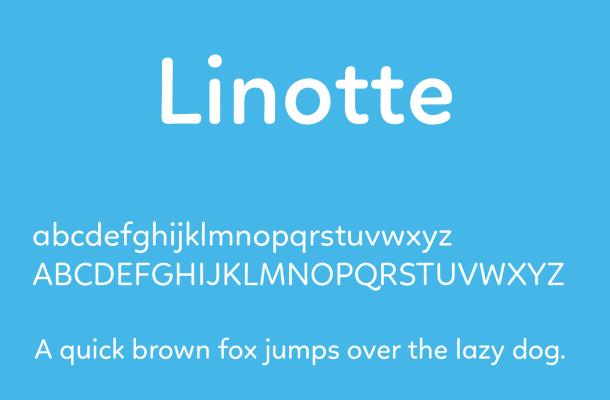Linotte Font Free Download