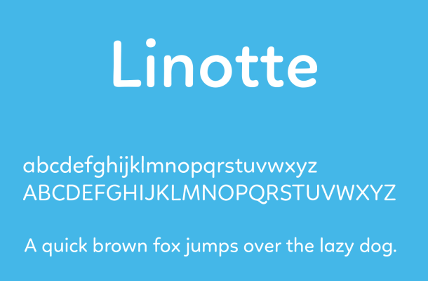 Linotte Font Free Download