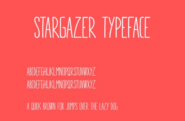 Stargazer Font Free Download