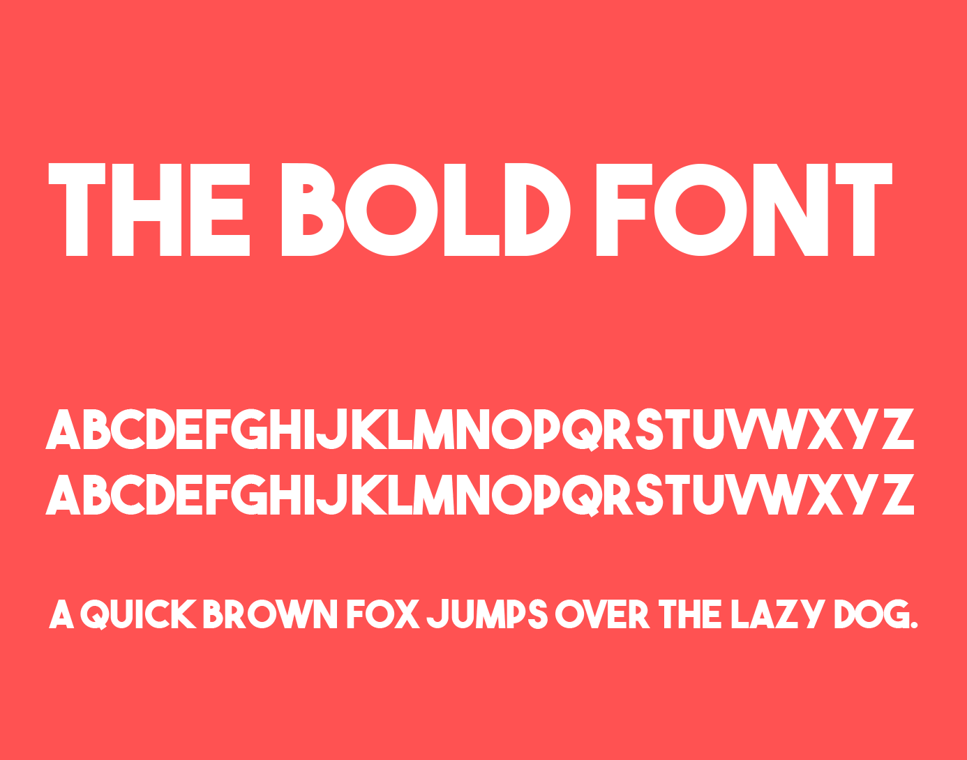 the-bold-font