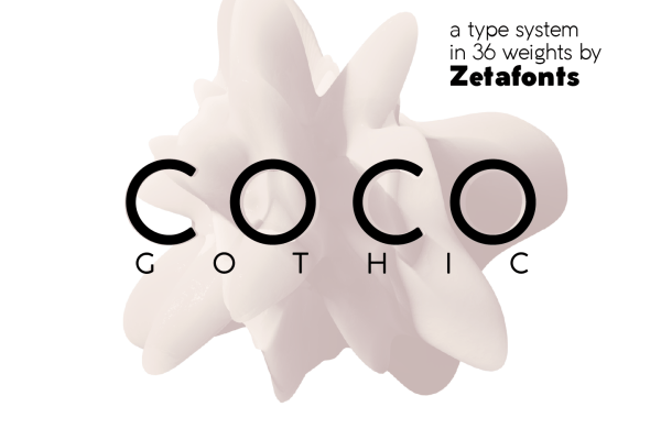 Coco Gothic Font Free