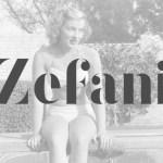 Zefani Free Typeface