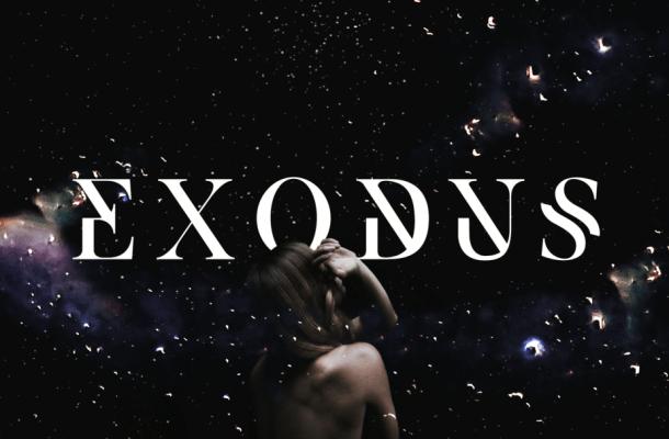 Exodus Free Typeface