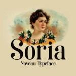 Soria Free Serif Font