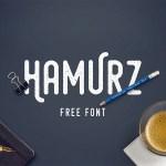Hamurz Free Vintage Font