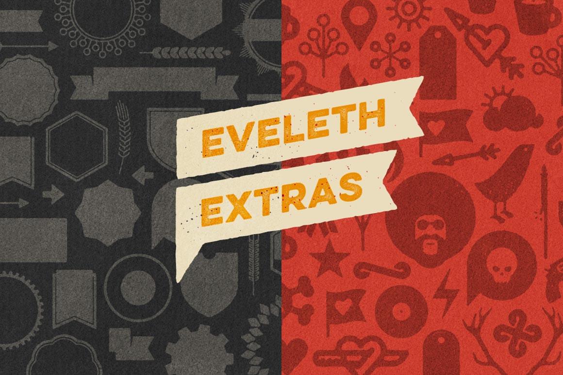 eleveth font