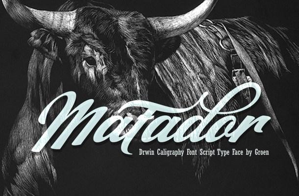 Matador Free Font
