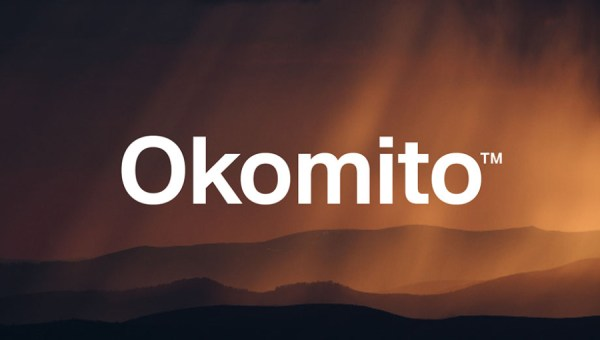 Okomito Typeface