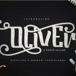 Oliver – Free Wedding Font