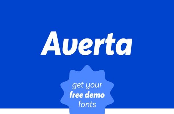 Averta Free Font