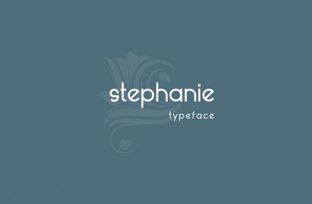 Stephanie Free Font