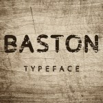 Baston Free Font