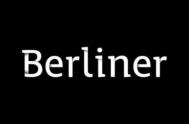 Berliner Free Font