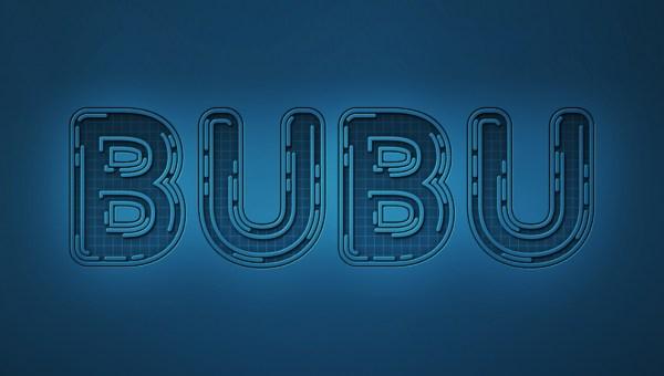 Bubu Free Typeface