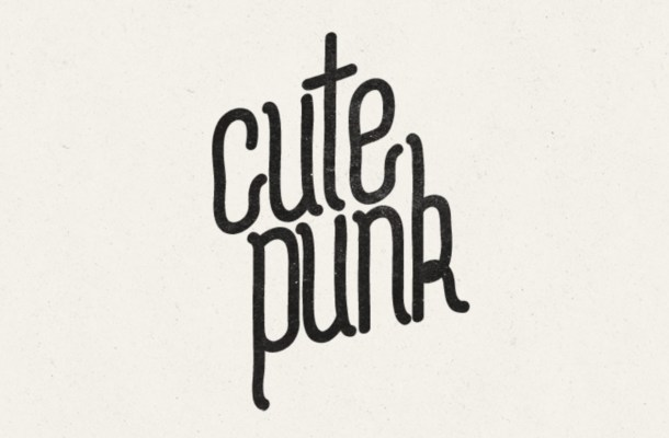 Cute Punk Free Font