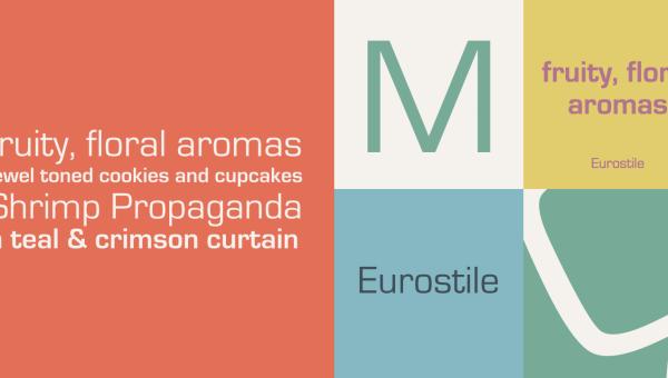 Eurostile Font Family & Free Alternatives