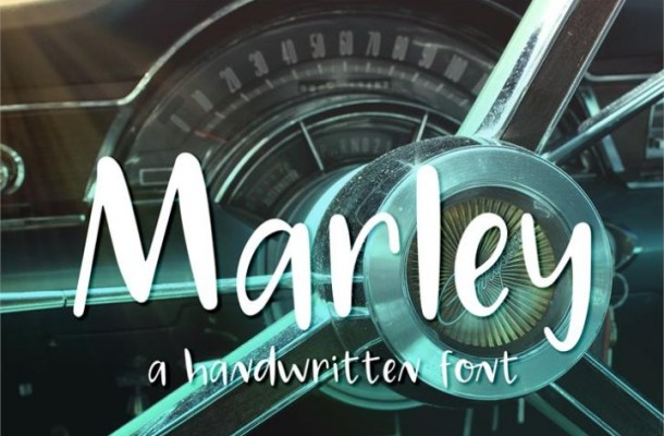 Marley Free Font