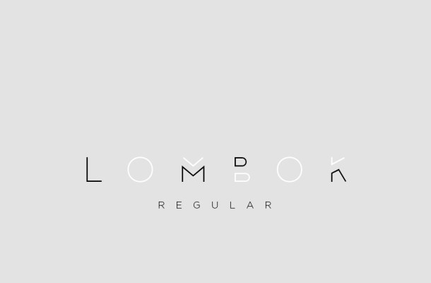 Lambok Free Display Font