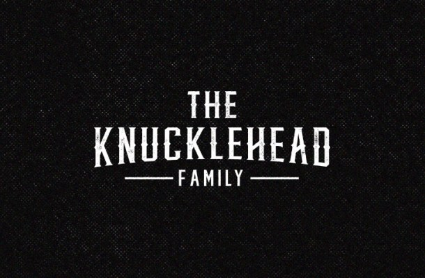 Knucklehead Free Typeface