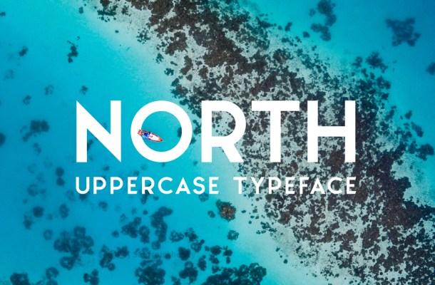 North Free Sans Serif Font
