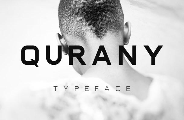 Qurany Free Font Family