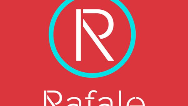 Rafale Free Stencil Font