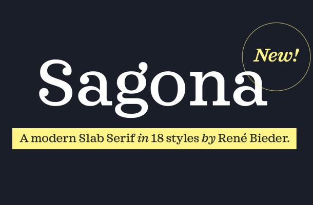 Sagona Font Free
