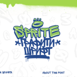 Sprite Free Graffiti Font