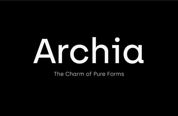 Archia Free Font Family