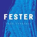 Fester Free Font Family