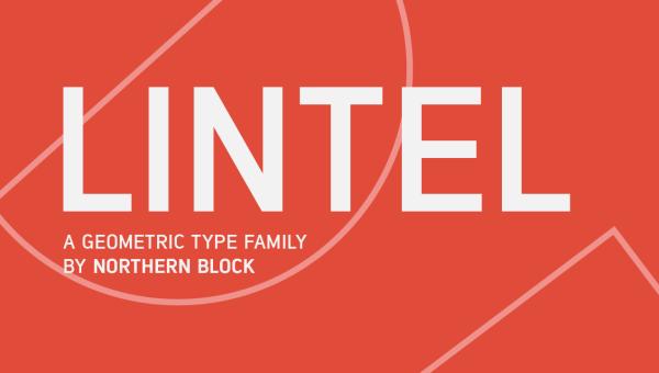 Lintel Font Family