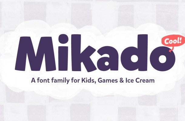Mikado Font Free
