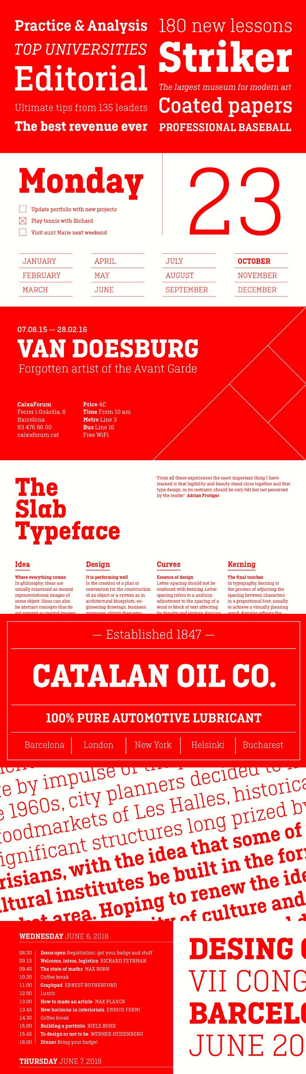 typeface new