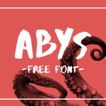 Abys Font Free