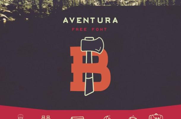 Aventura Free Typeface