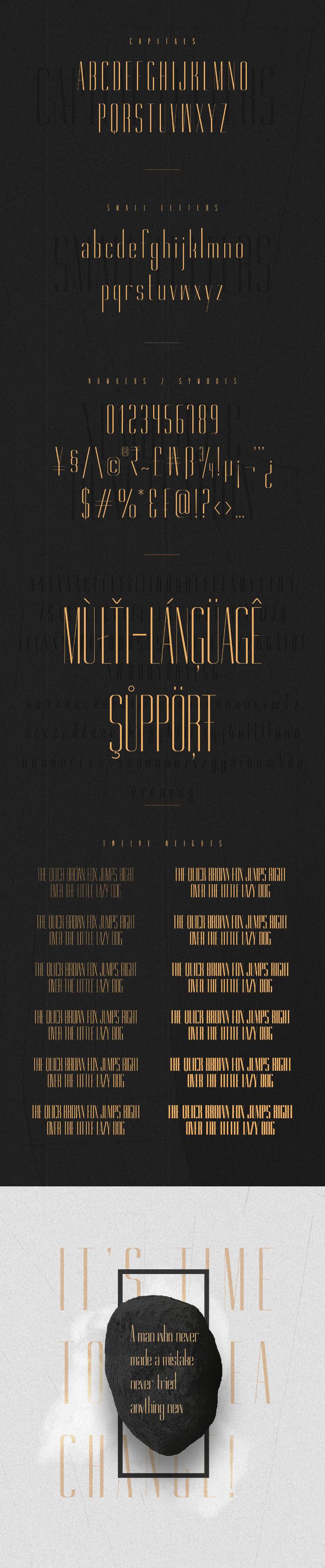 Gorgeous-Free-typeface 2