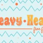 Heavy Heap Free Font